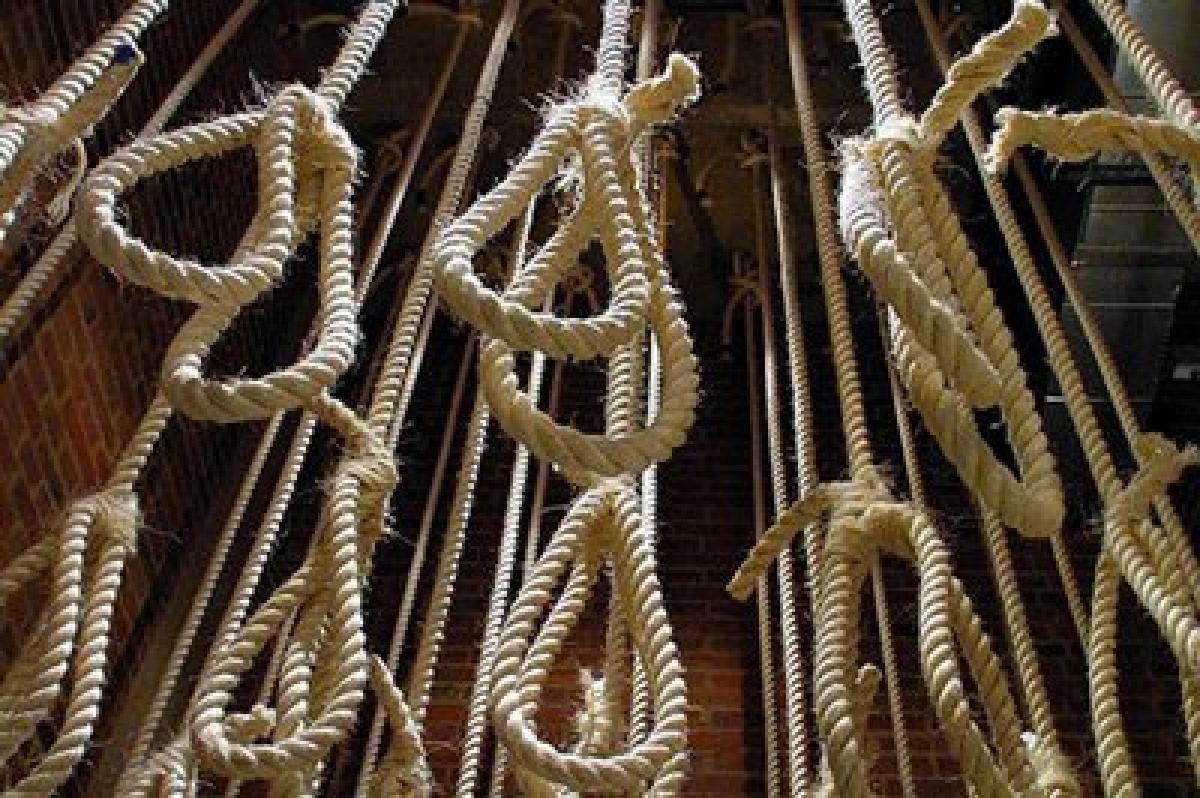 Death debate 'hangs' in the air