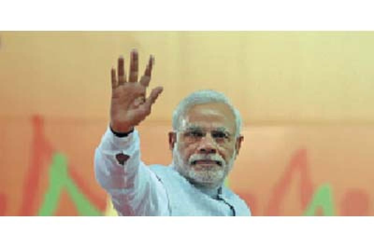 Modi's next agenda: Skilling India