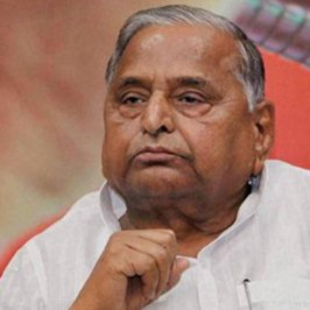 Samajwadi Party patriarch Mulayam Singh Yadav hospitalised again in Lucknow