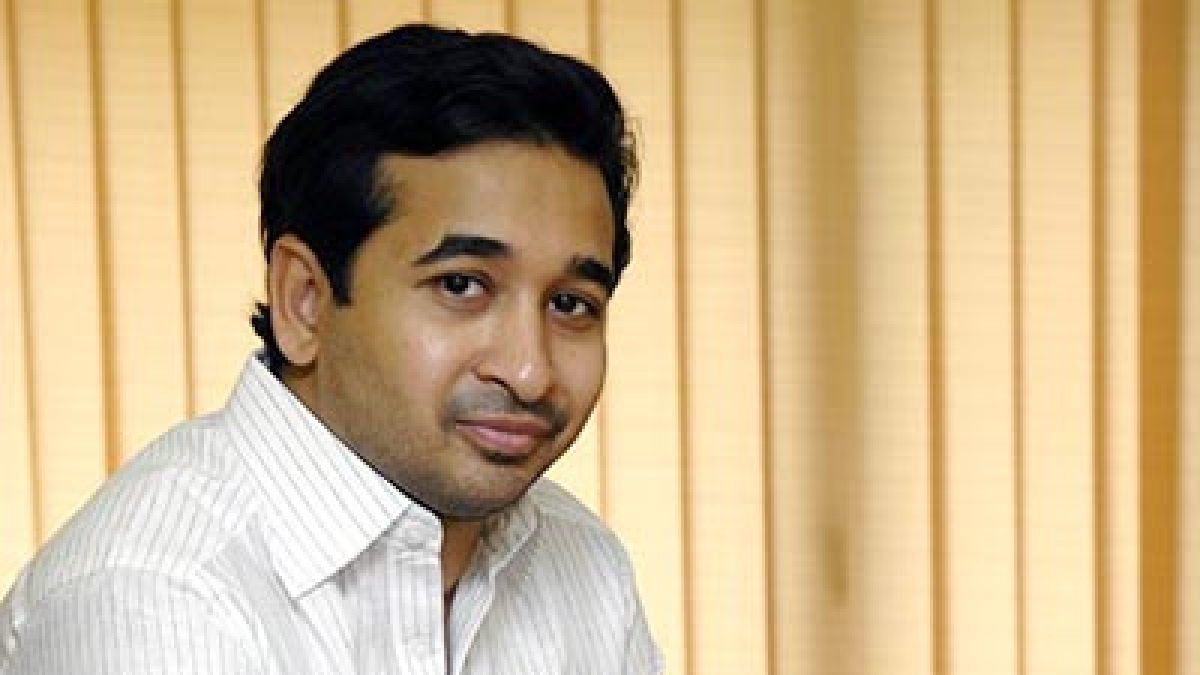 Nitesh Rane says Mumbai has 15 lakh coronavirus cases, asks if someone can prove it