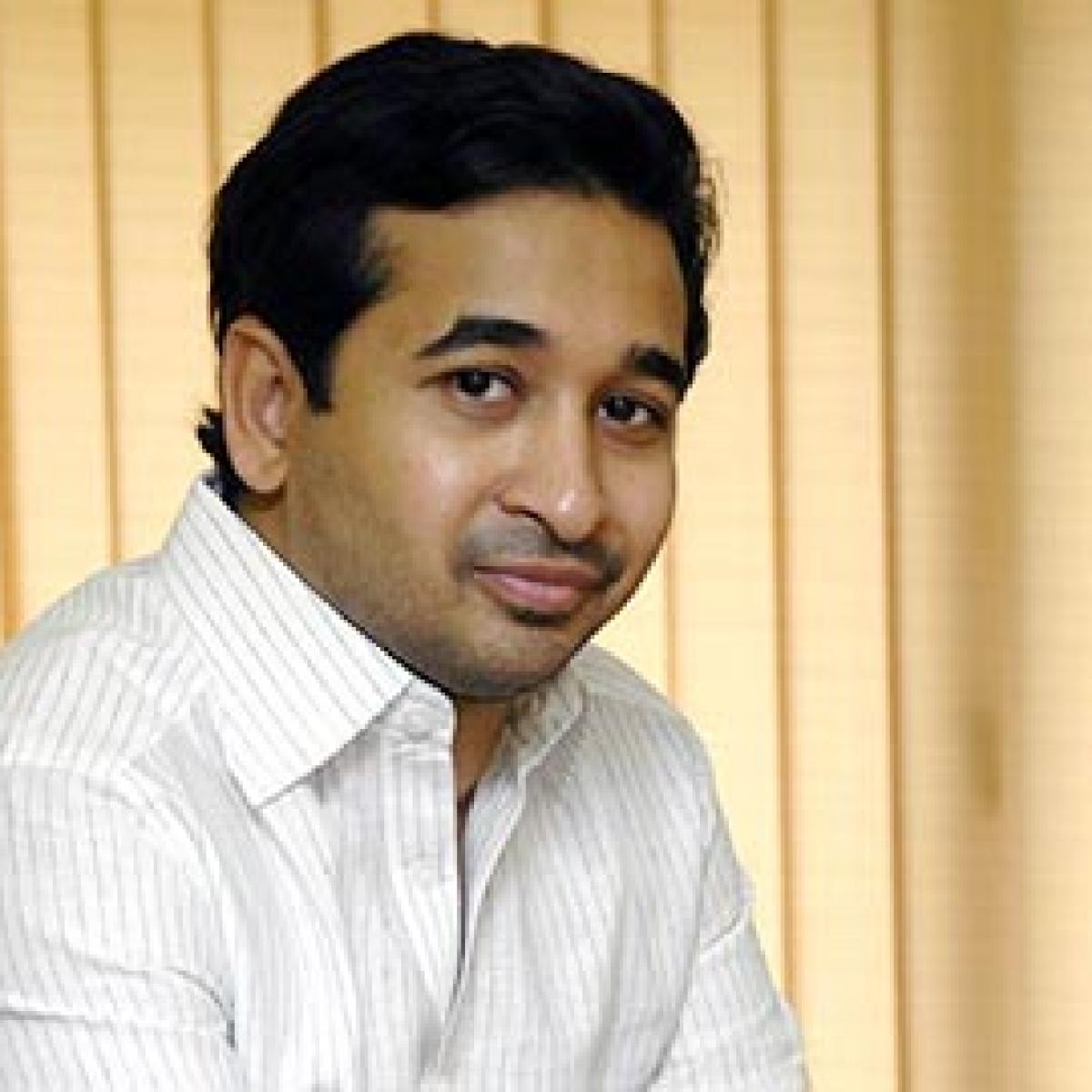 Nitesh Rane will contest on BJP ticket: Narayan Rane