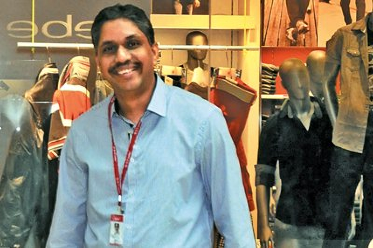 Retail is a business about people, product and processes: Rajiv Nair, CEO, Celio