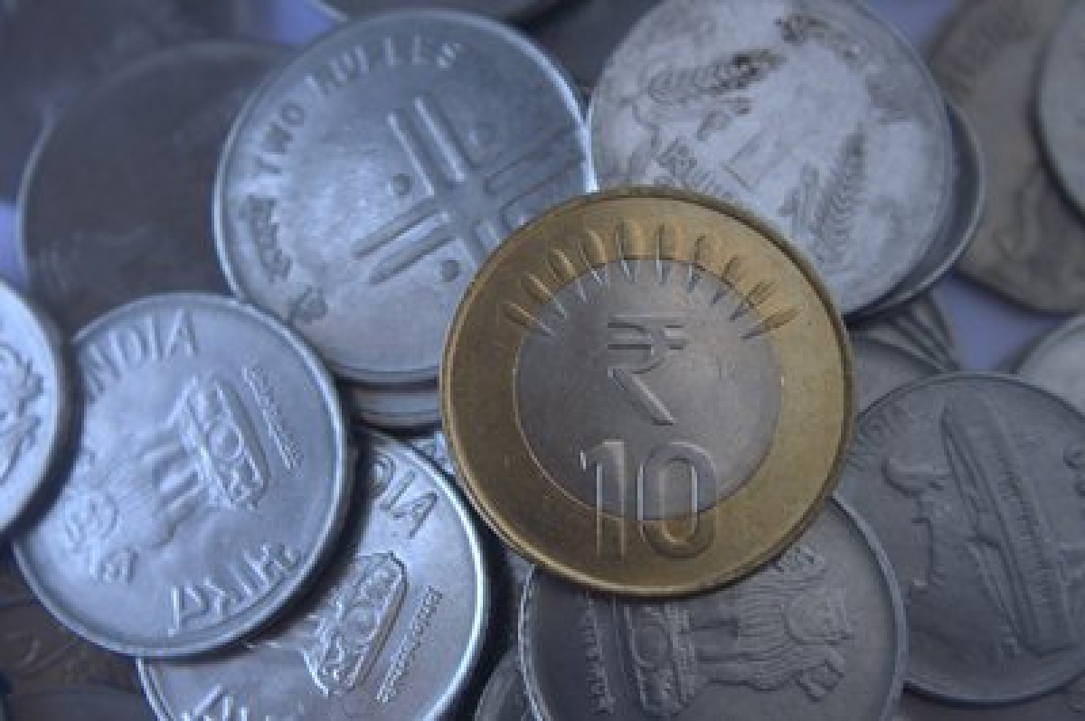 Rupee recovers 34 paise against dollar in early trade