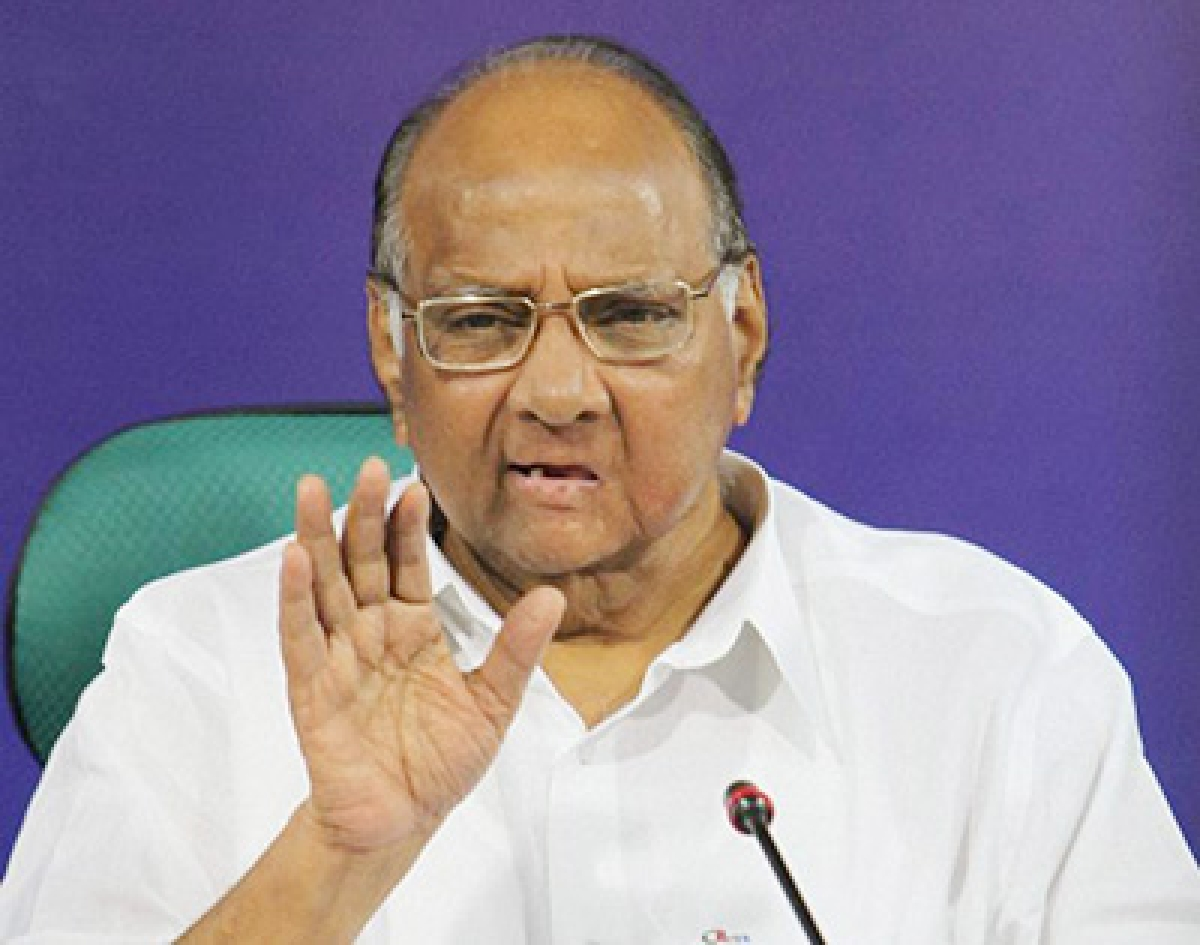 Distorting history will harm social fabric: Pawar
