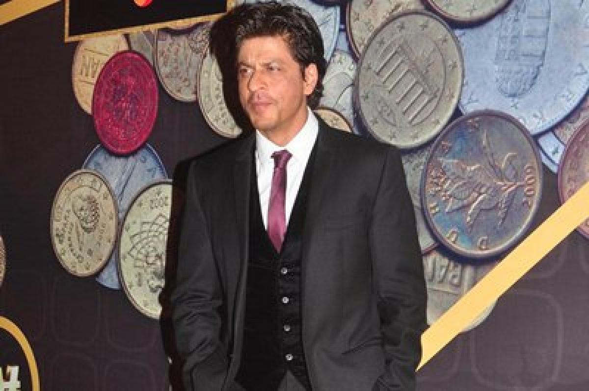 SRK 'won't return' his awards