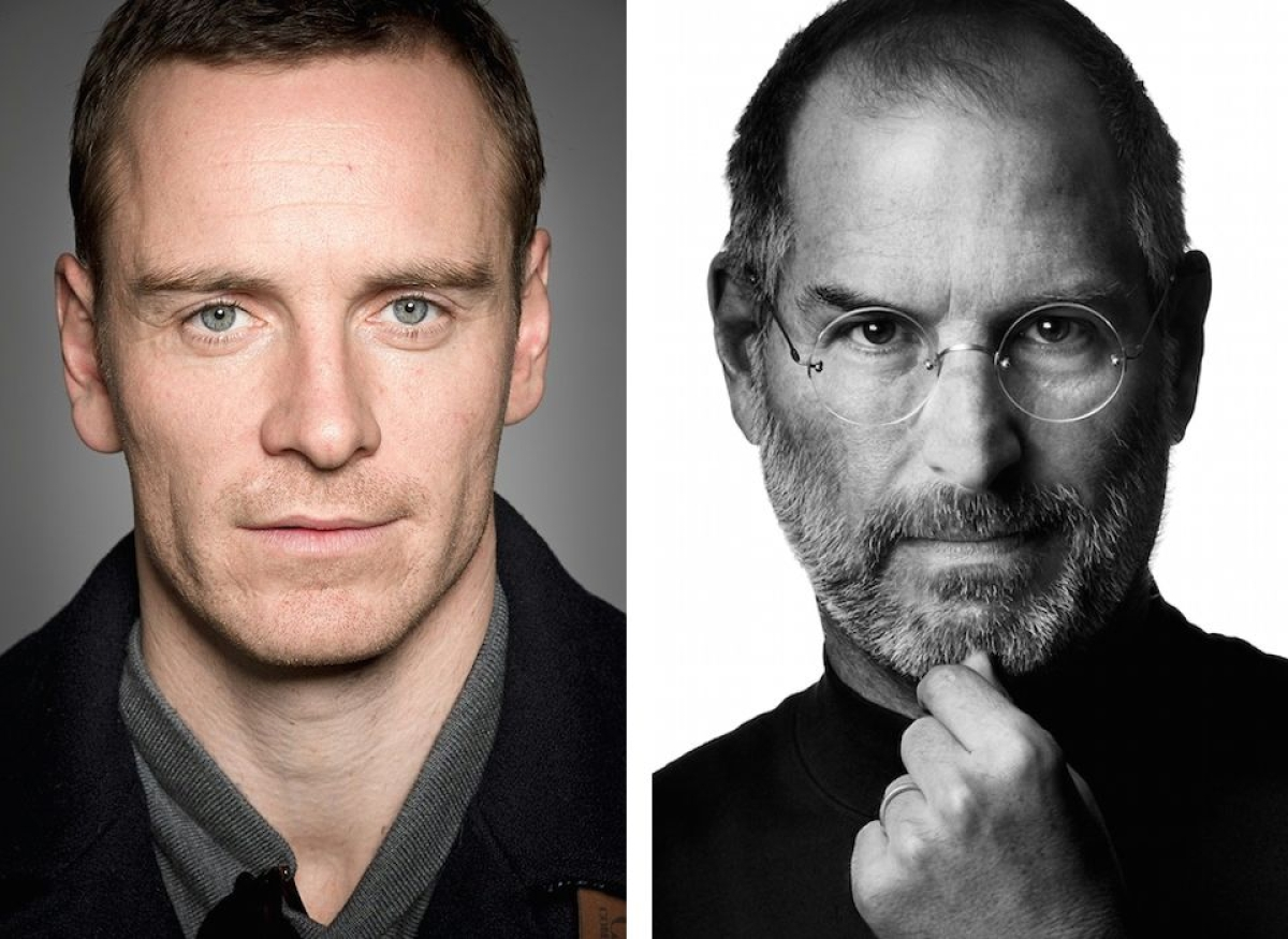 Michael Fassbender in and as 'Steve Jobs': Official Trailer
