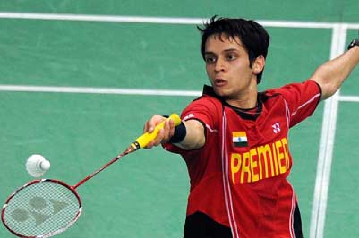 Parupalli Kashyap, H.S Prannoy Reach second round of World Championship