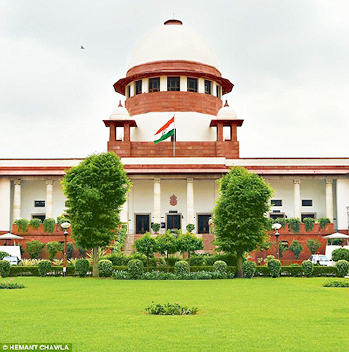 Supreme Court allows repair work at  makeshift Ram  temple