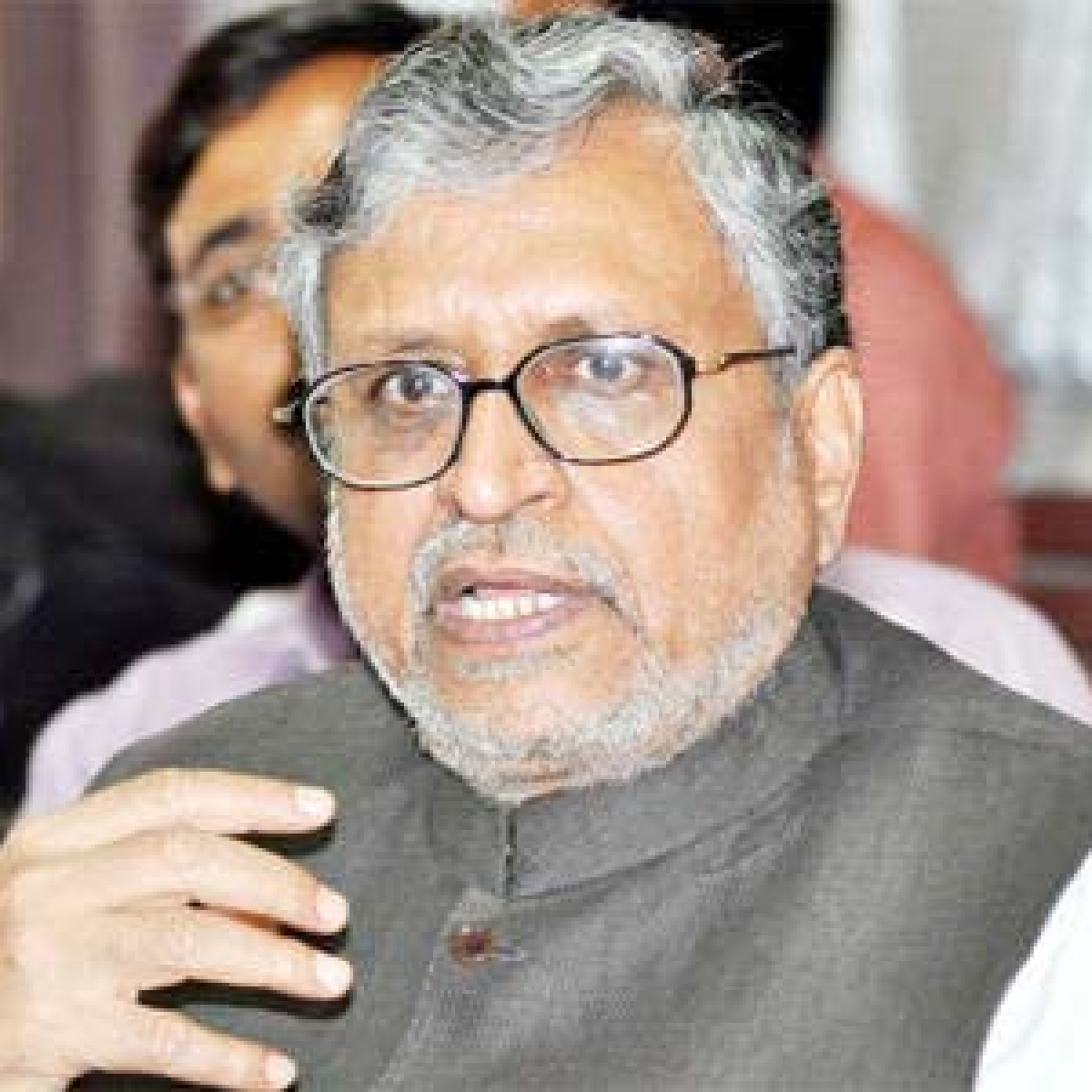 Sushil Modi, not FM Sitharam, will head GoM to settle IGST