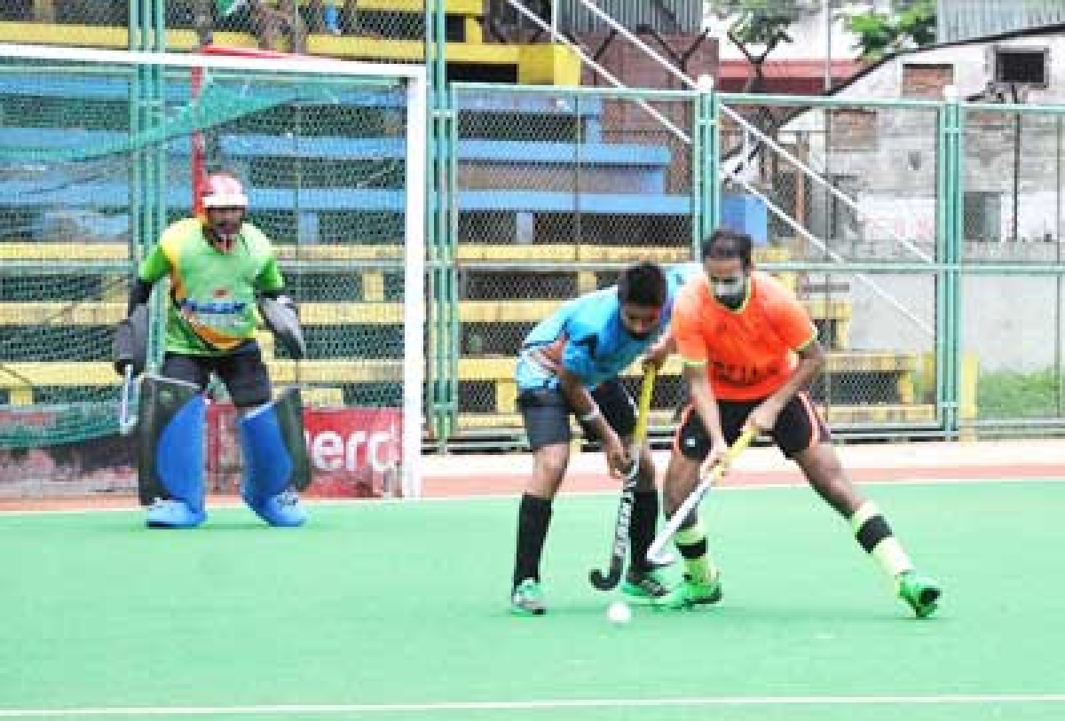 Bharat Petroleum, ONGC win in the 11th PMC Bank-Guru Tegh Bahadur Gold Cup All India Hockey Tournament