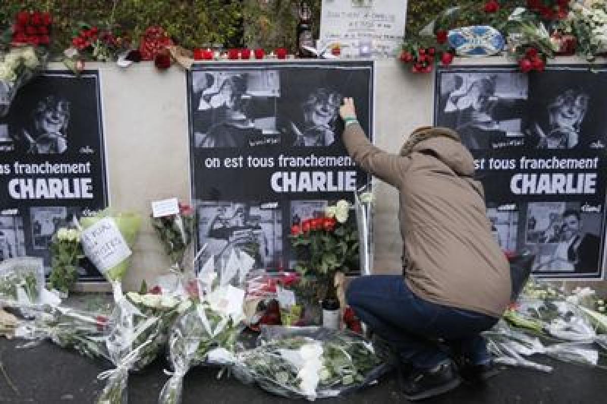 Charlie Hebdo flick `Je Suis Charlie` set for Toronto film festival premiere