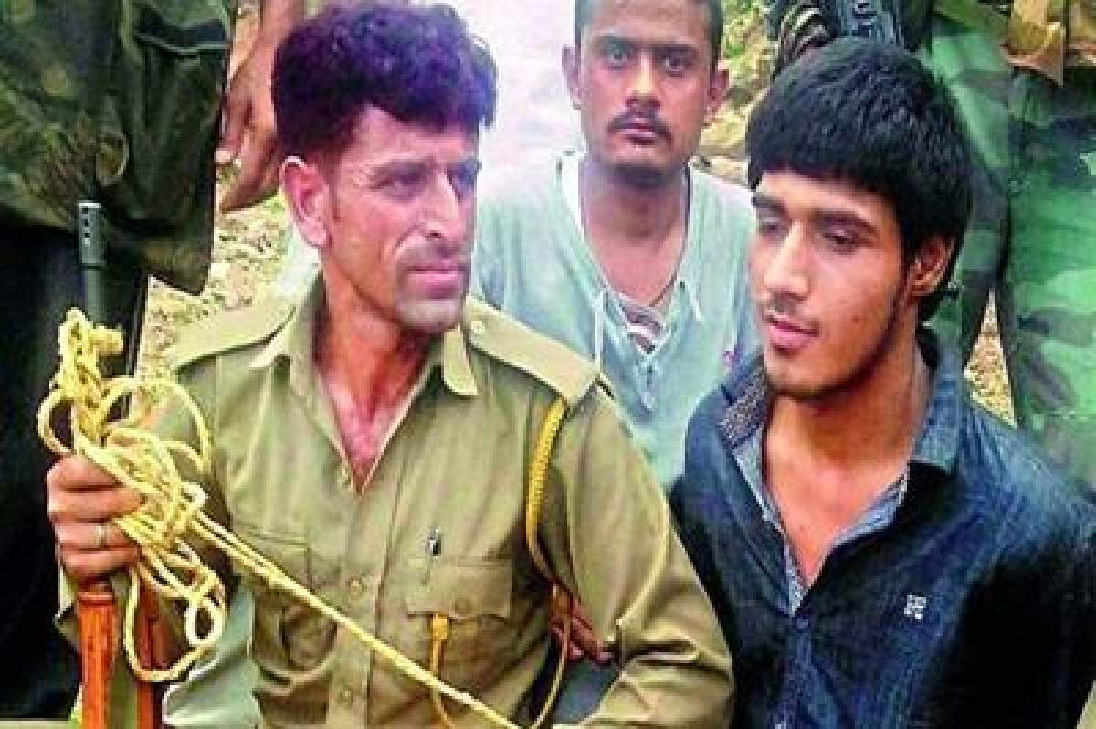 NIA chief quizzes captured Pak militant