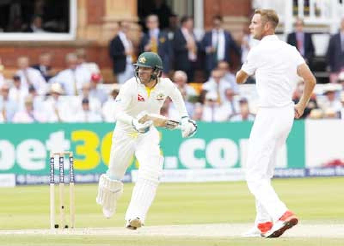 Broad wary of 'dangerous' Clarke