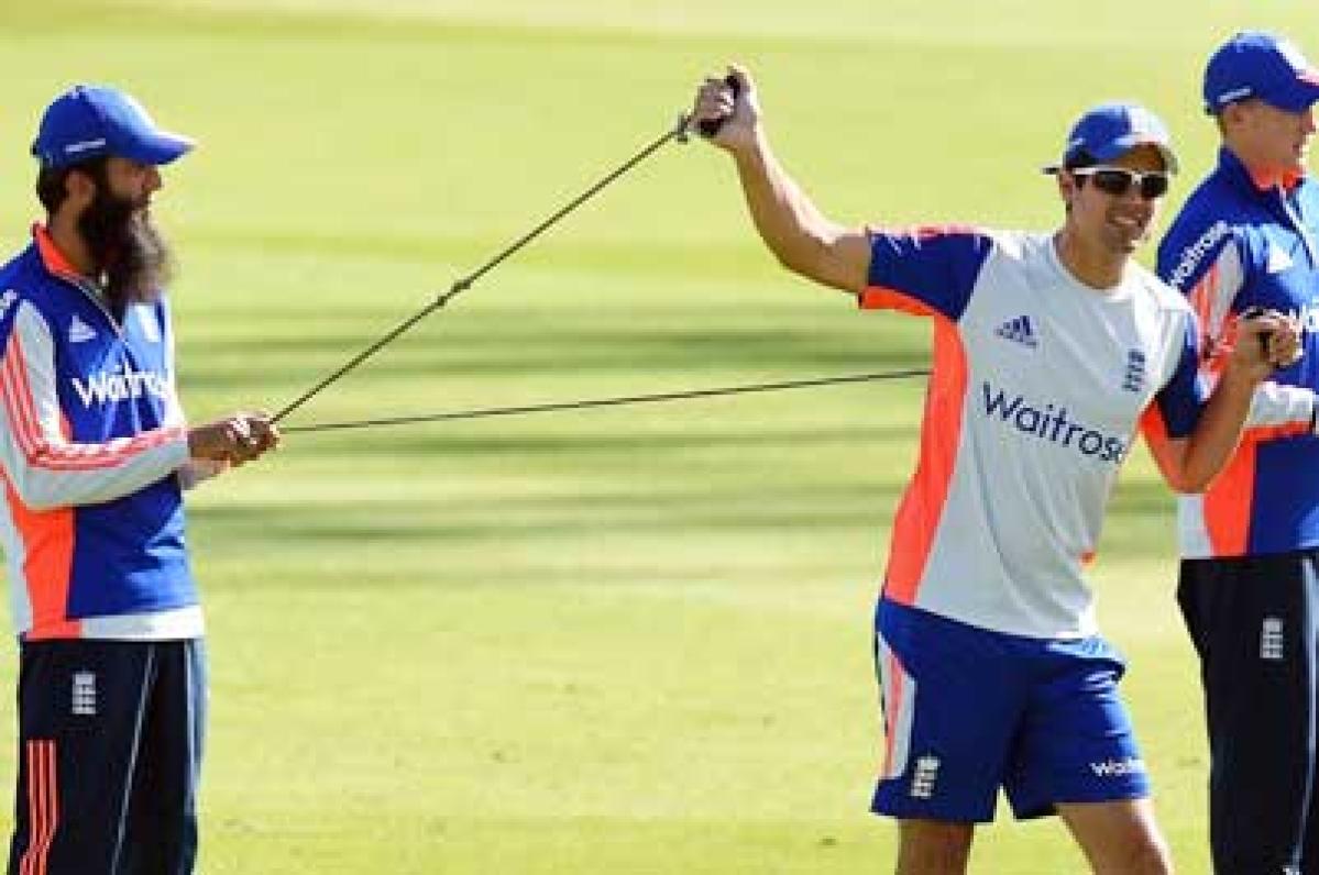 England on brink of URN-ing back Ashes