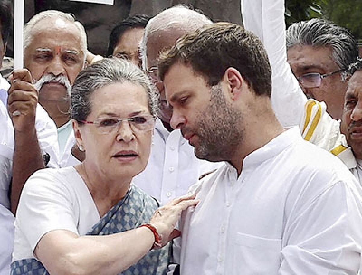 Sonia blasts govt over Naga pact