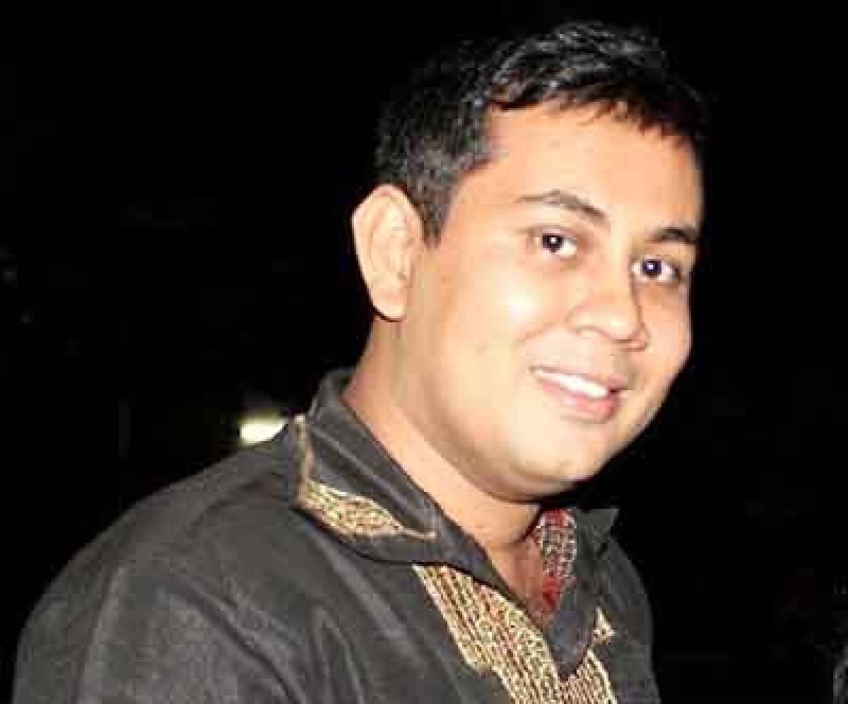 Blogger murder: Brutal  attack sliced his bones