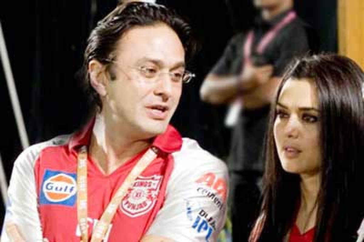 Ness Wadia not in favour of foreign teams in IPL