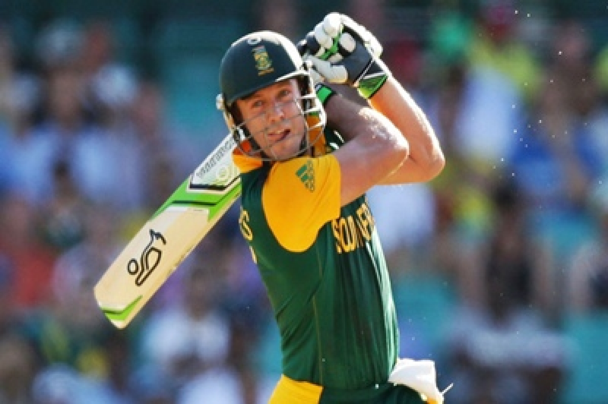 AB de Villiers tops South African Twitterati list