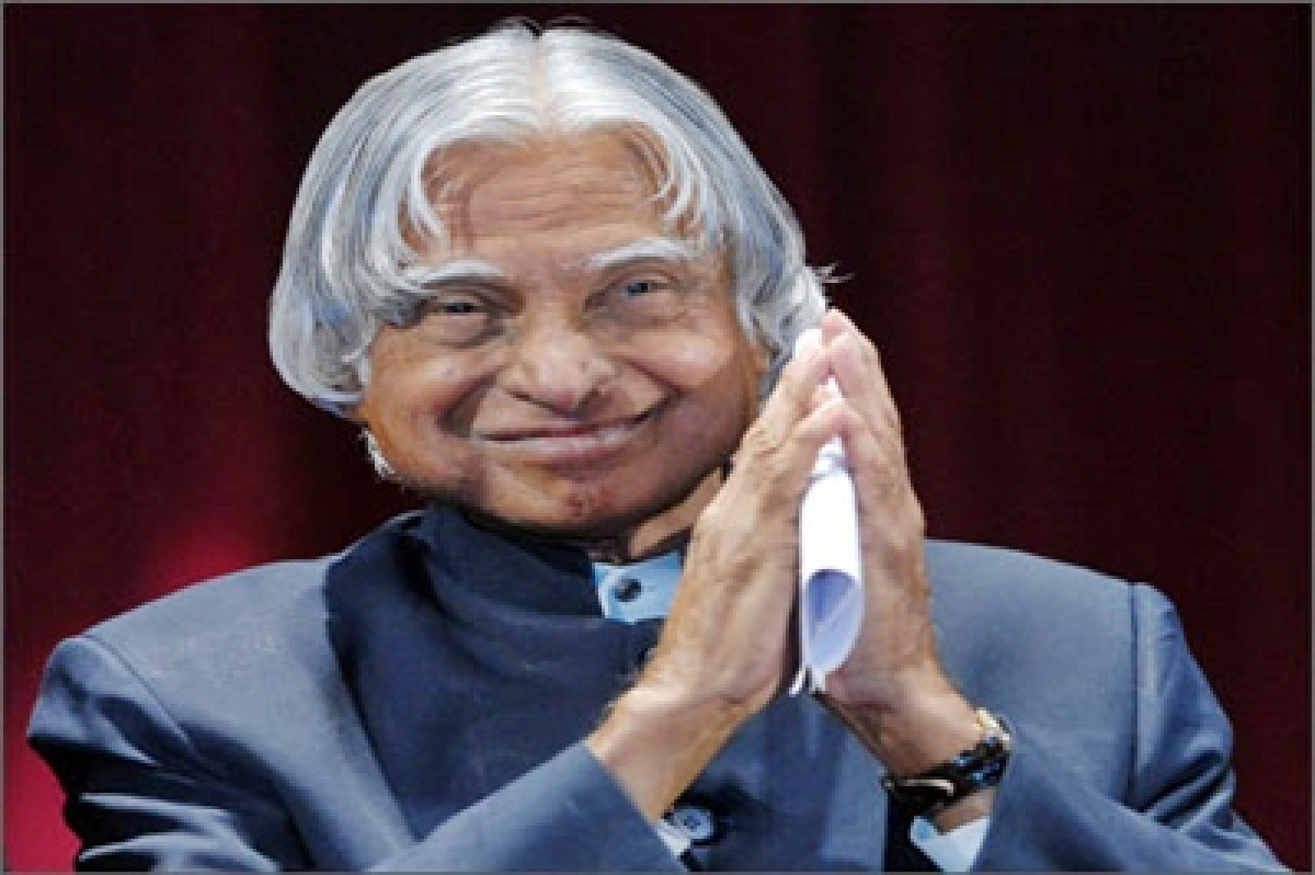 Tableau on APJ Kalam displayed at Independence day celebrations in Bihar
