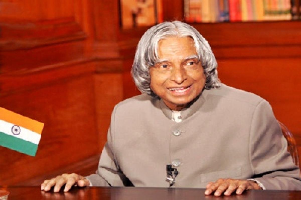 Andhra legislature pays tributes to APJ Abdul Kalam