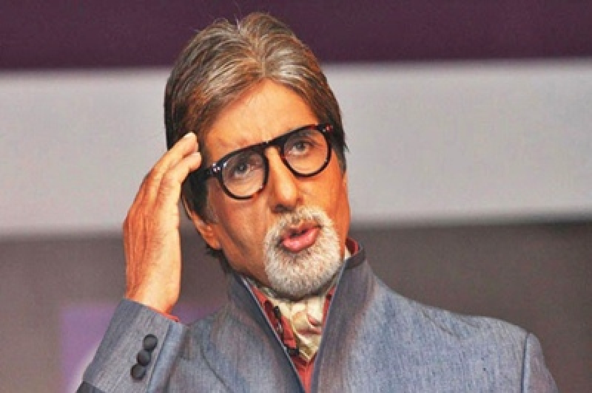 Musicians are the superior gifts from heaven: Amitabh Bachchan
