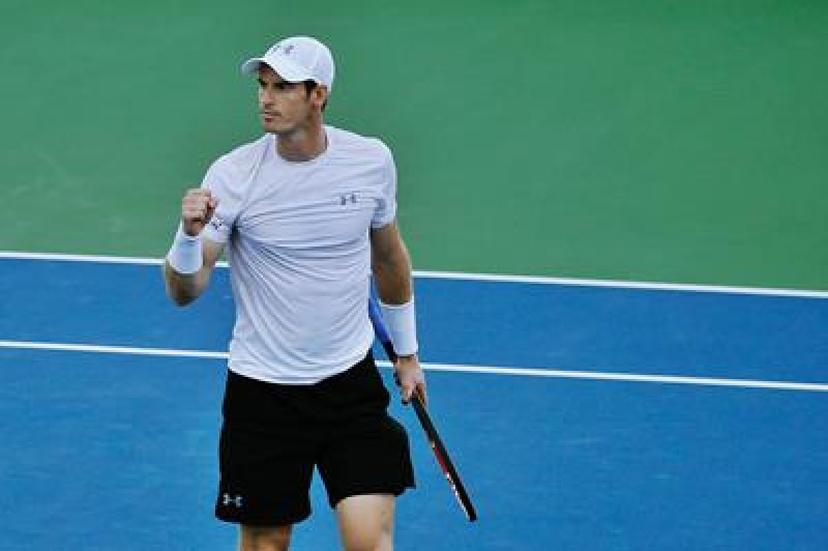 Andy Murray beats Richard Gasquet to face Roger Federer in semi-finals