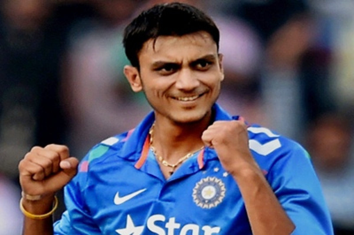 Axar Patel to replace Jadeja