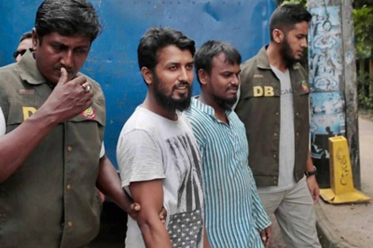 2 more militants arrested in Bangladesh blogger murder case