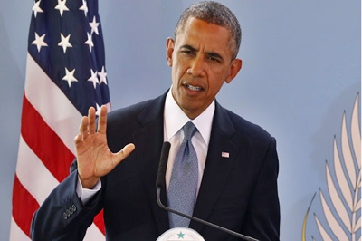 US stands with Pak after Lahore attack: Obama tells Sharif