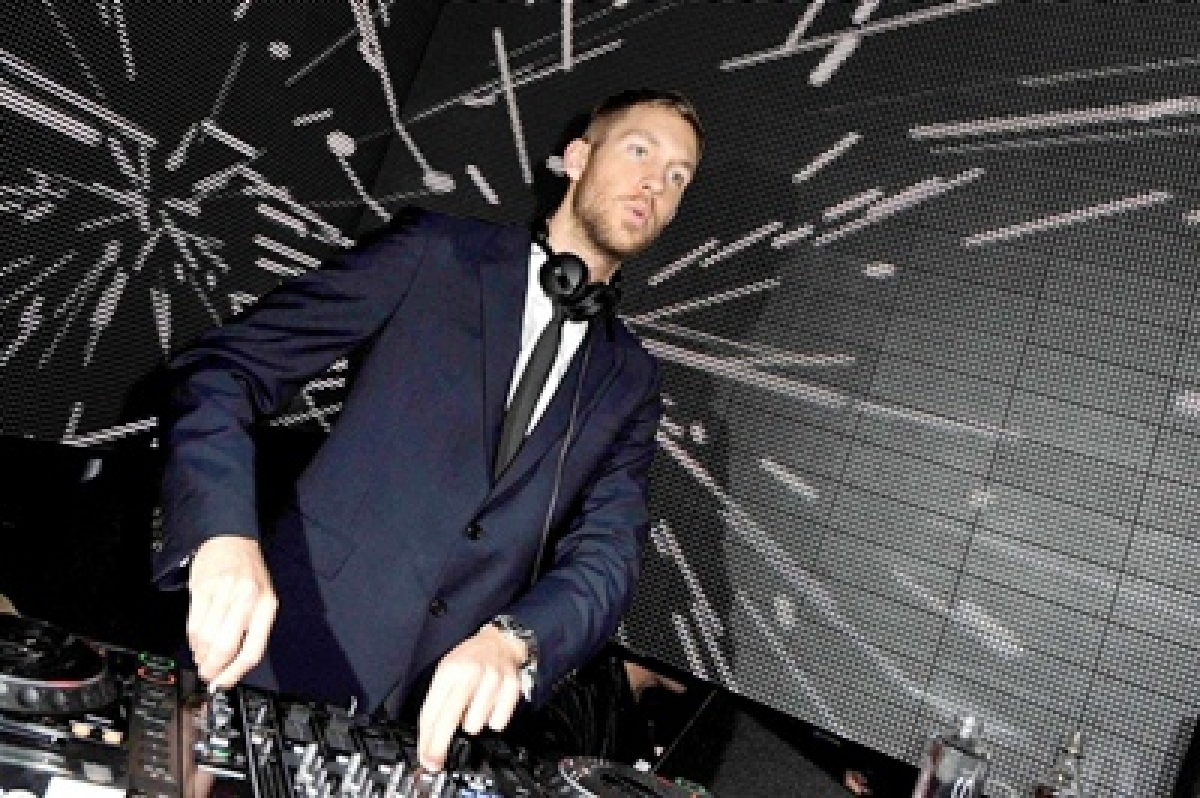 Calvin Harris not interested in duet with Taylor Swift
