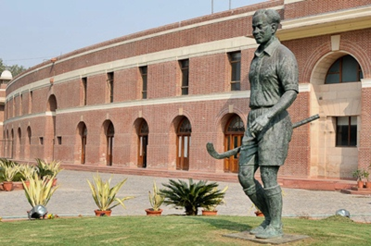 PM Narendra Modi pays tributes to Dhyan Chand on National Sports Day