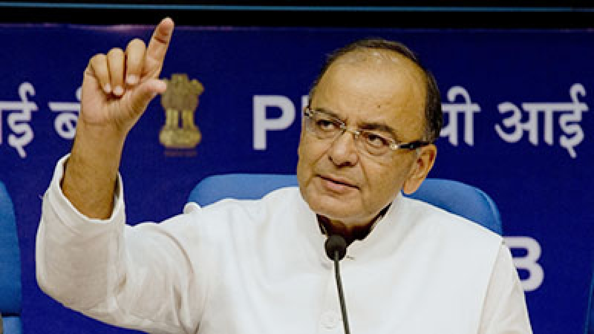 Land Bill: Cong changed stance for political reasons: Jaitley