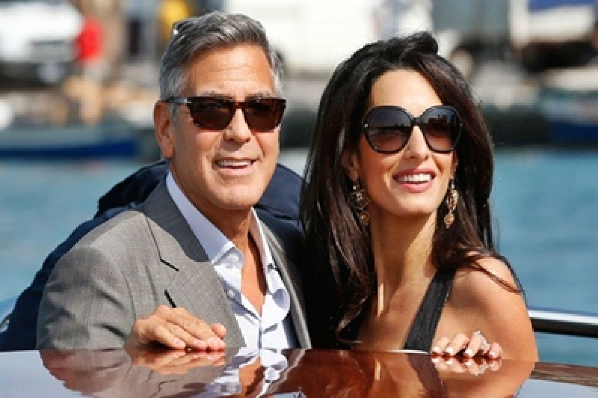 Amal is smarter in our relationship: George Clooney