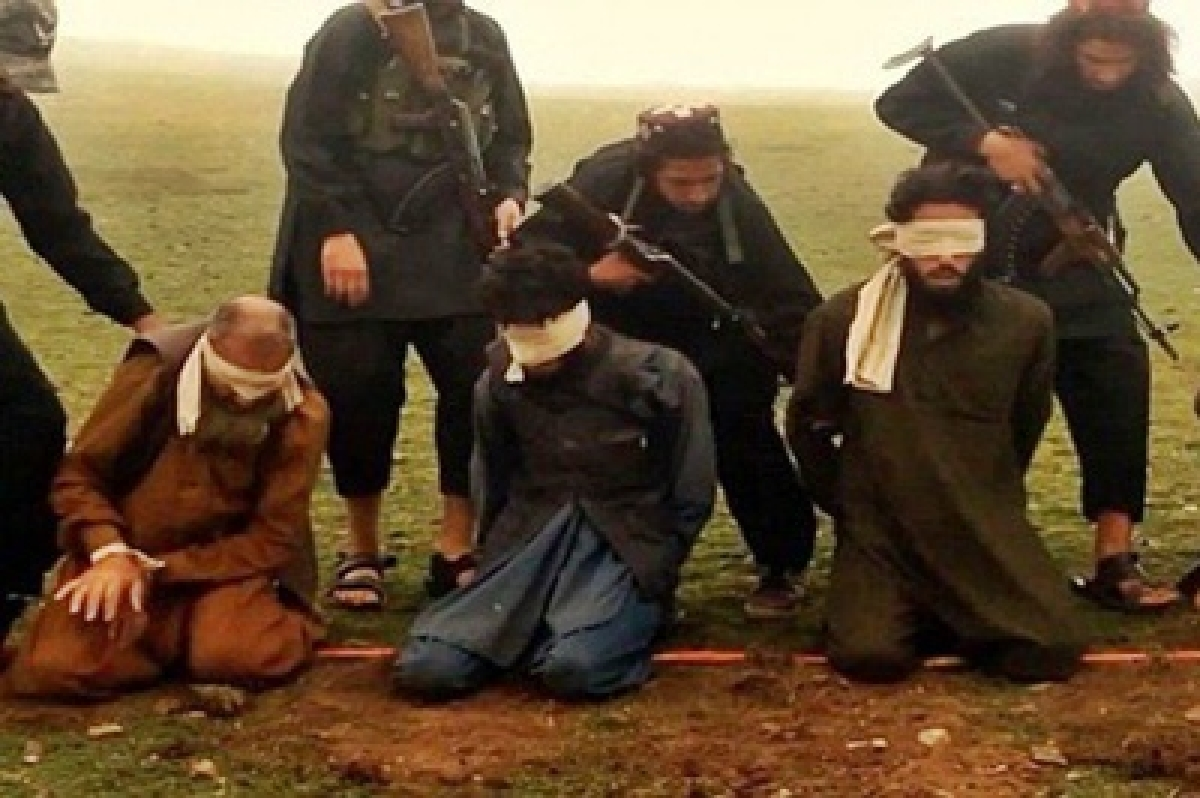 IS beheads elderly ex-antiquities chief in Syria's Palmyra