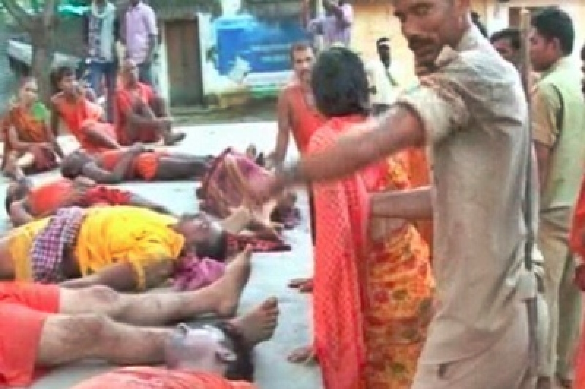 11 killed, 50 injured in Jharkhand temple stampede