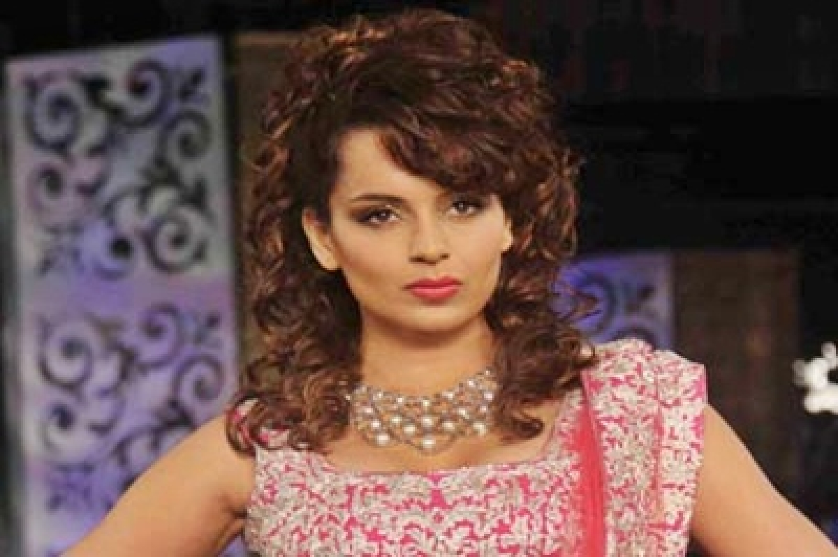 Kangana Ranaut to play an actress in 'Rangoon'