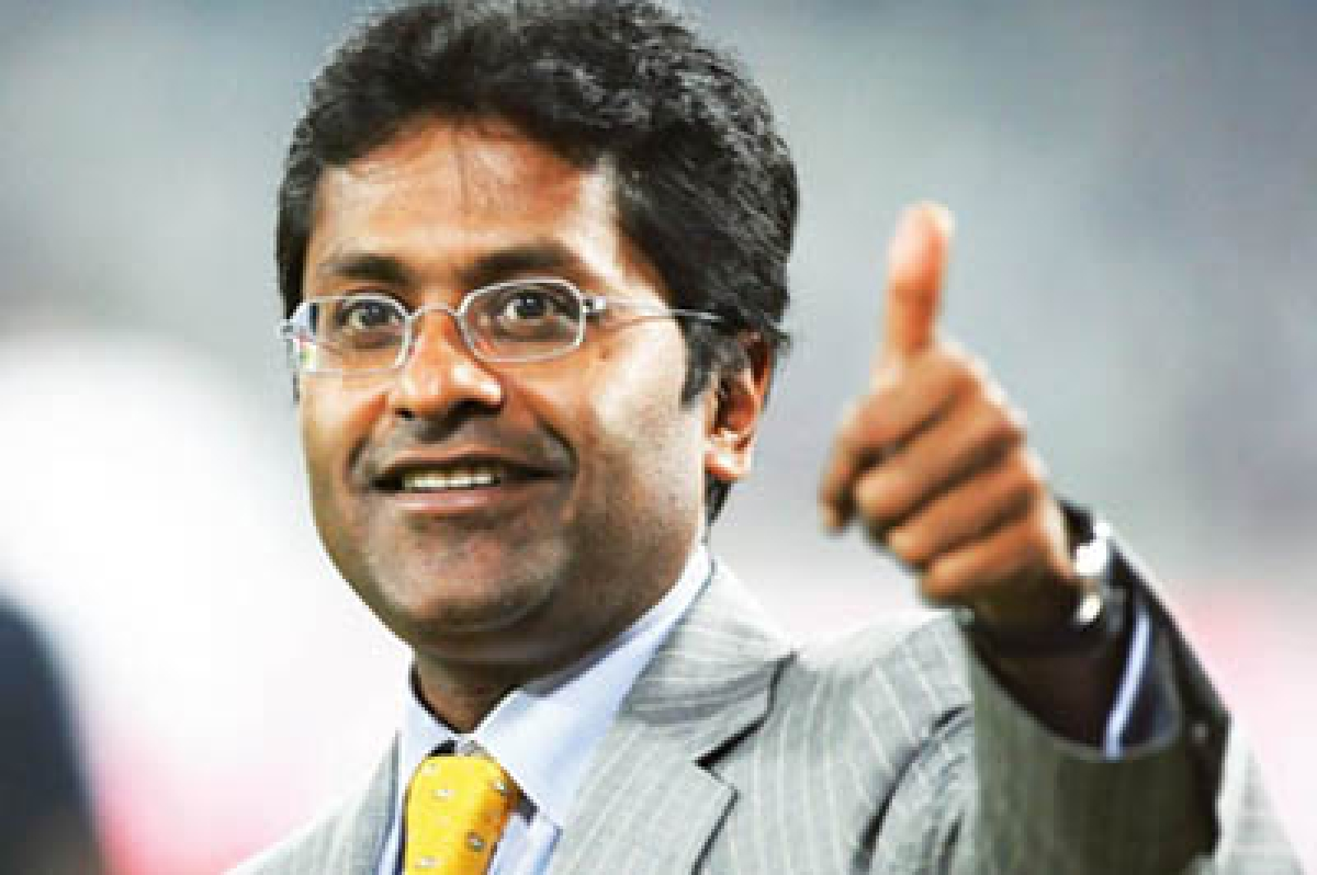 Now, Lalit Modi  wants to topple the ICC