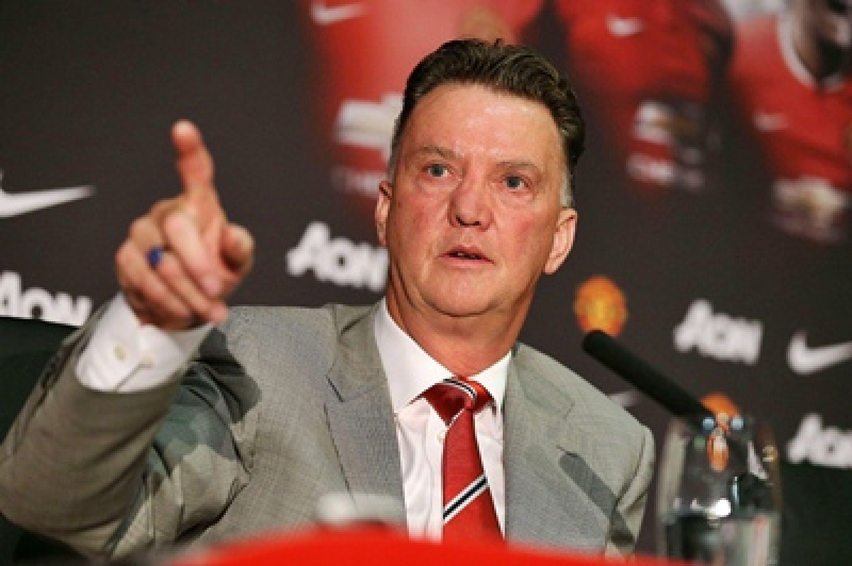 Wanted to 'kiss' Memphis Depay after Man United's win: Louis Van Gaal