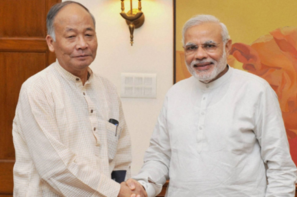 PM soothes concerns on Naga accord