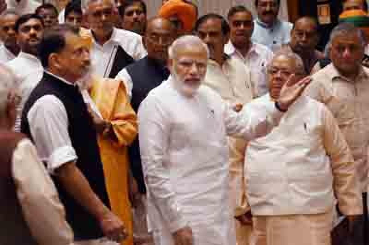 Govt keeps hopes alive on GST Bill