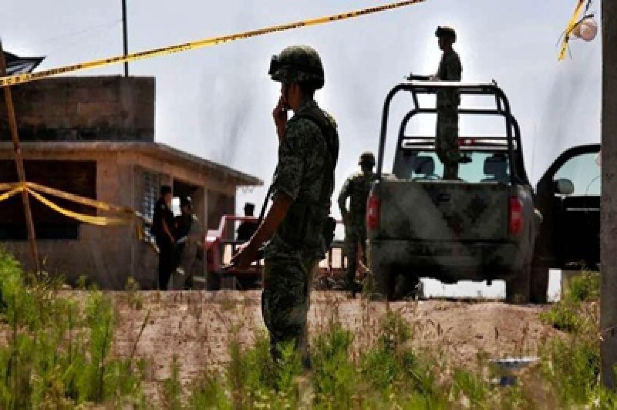 Mexican soldier sent to jail for forced disappearance