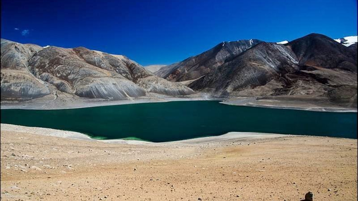 China is not even ready to; Discuss Pangong standoff