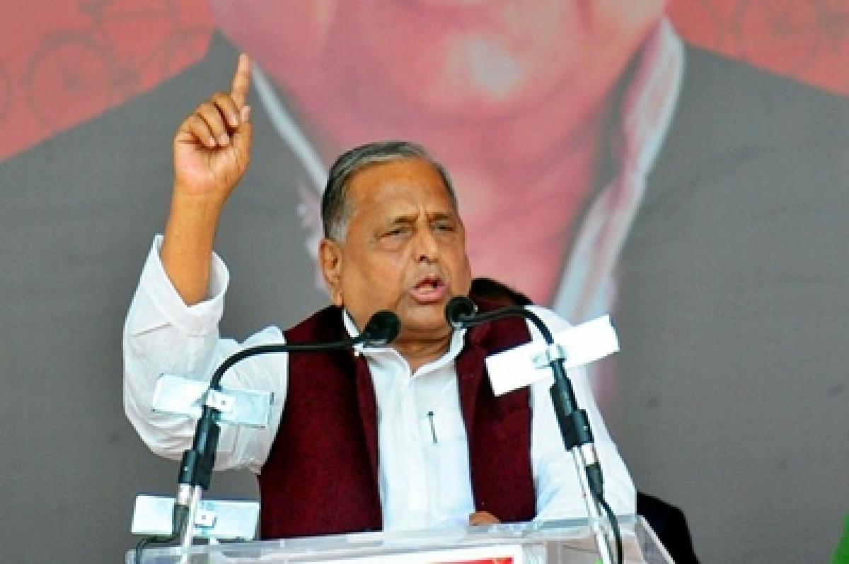 Mulayam demands govt assurance on Constitution, reservation