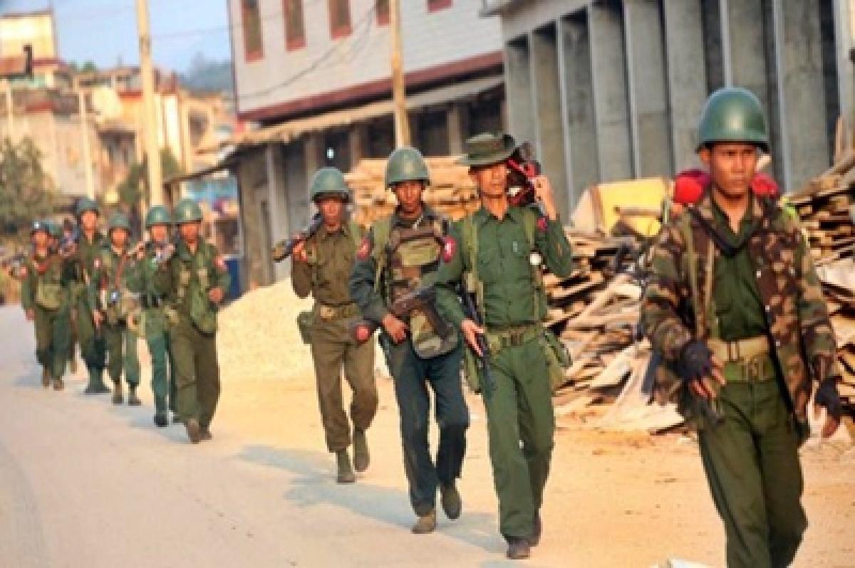 Myanmar extends emergency rule in strife-hit region