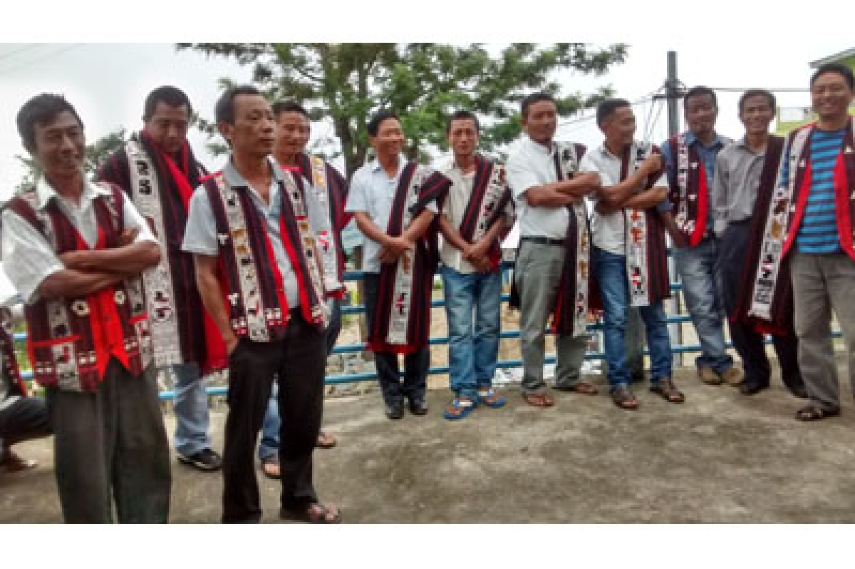 Scant excitement for 'historic' Naga accord
