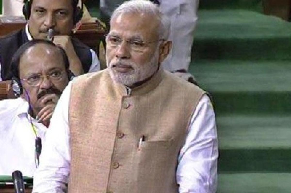 Won't renew ordinance on land acquisition: Narendra Modi