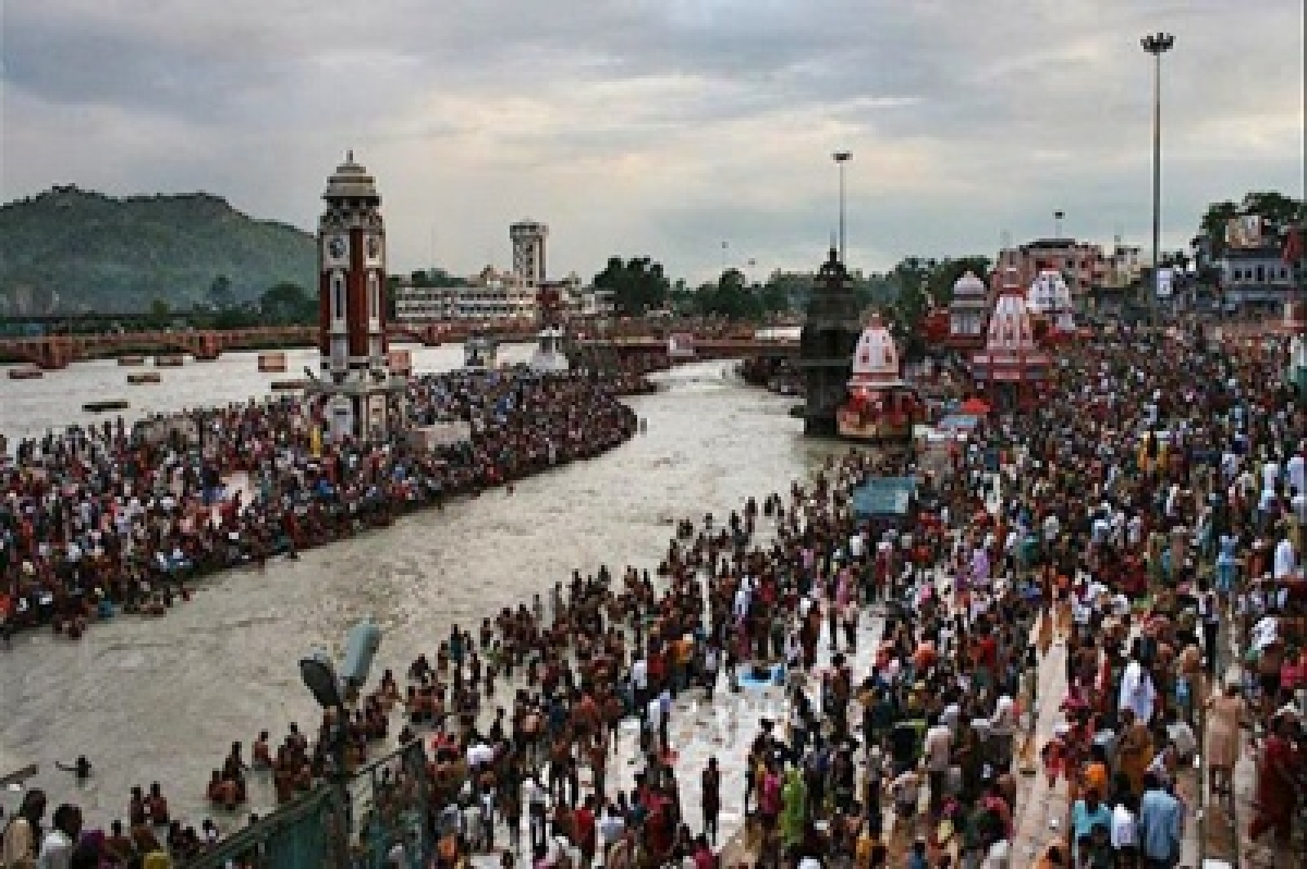 Kumbh Mela: Last Shahi Snan begins in Nasik
