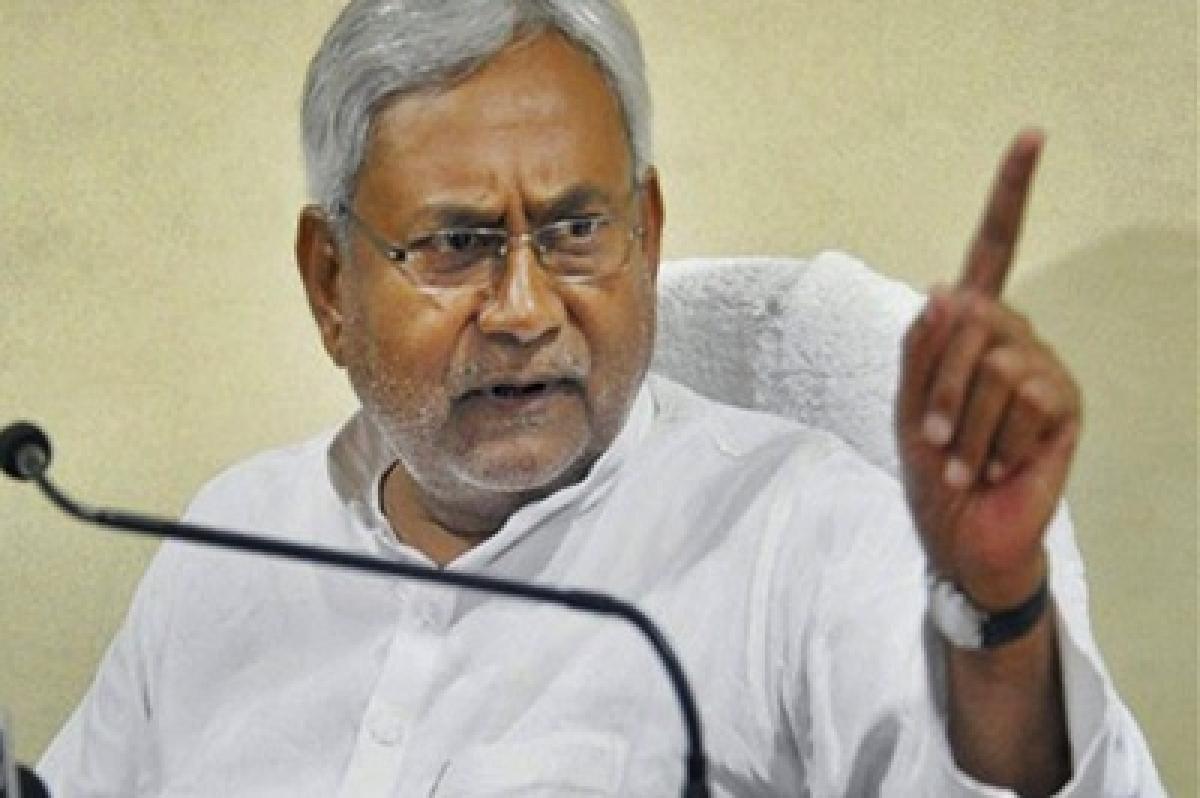 Nitish slams Modi govt over not implementing OROP