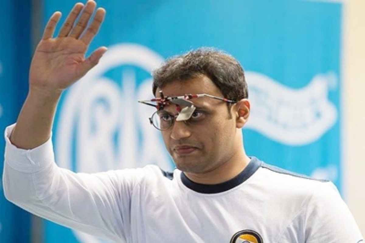 Nanjappa wins India's sixth shooting quota for Rio Olympics