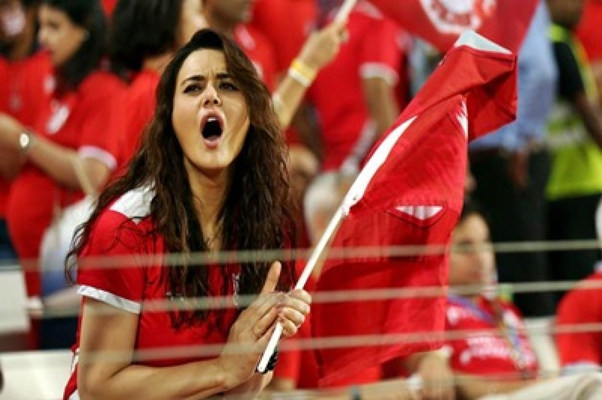 KXIP co-owner Zinta shocked by reports of match fixing claims